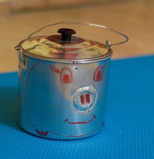 Как чайник превратился в походный котелок