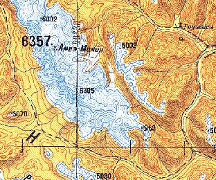 Походы по незнакомой местности и ориентирование там, где нет карт или они не точны