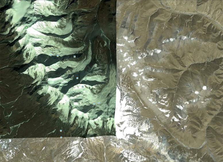 космоснимок google