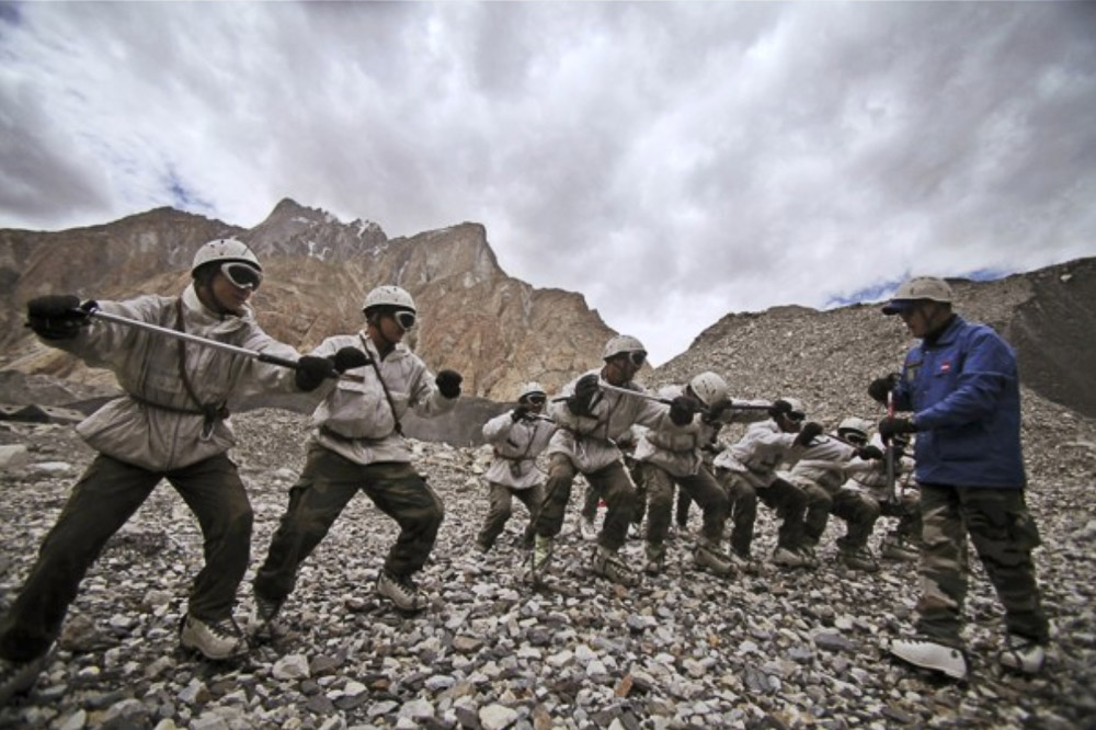 siachen conflict a battle against nature Will pakistan and india ever agree to demilitarise siachen  because of the very nature of the two-pronged battle they fight on  in siachen: conflict.