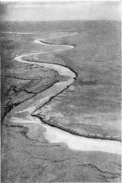 Узбой, 1954