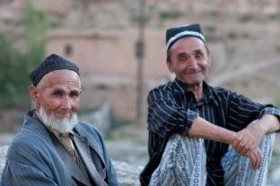 Мы в Средней Азии: Узбекистан и Таджикистан