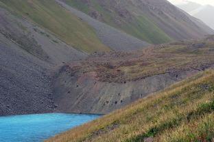 Заилийский Алатау и Кунгей. Фотографии из похода 3 категории сложности