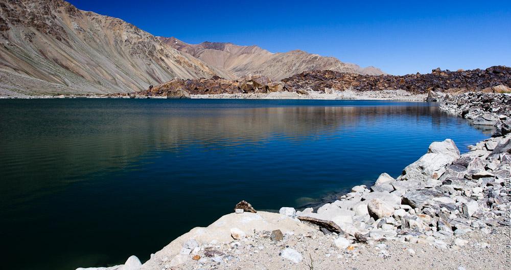 Яшилькуль, Yashil-Kul lake