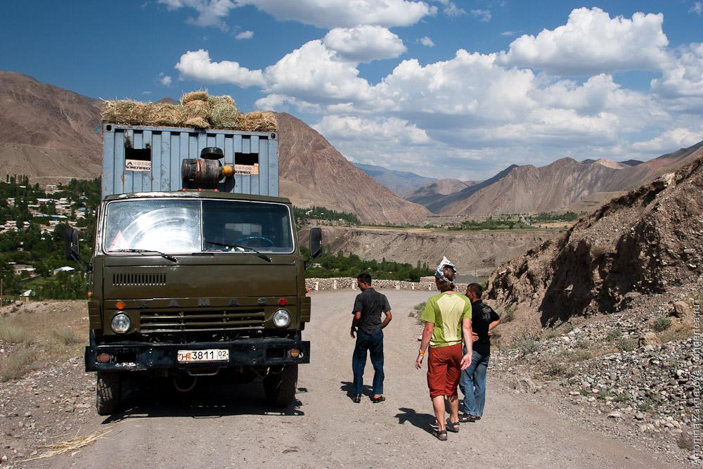 Путешествие по Средней Азии: через Узбекистан и Таджикстан