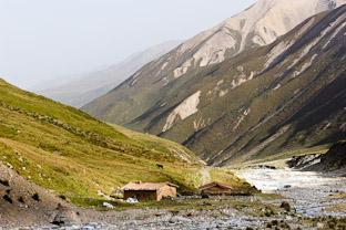 Поход в районе горы Амнэ-Мачин (Китай, провинция Цинхай). Часть 1