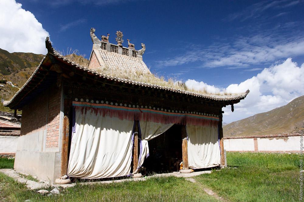 тибетский монастырь, tibetan monastery