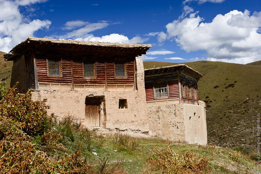 дом в Сычуани