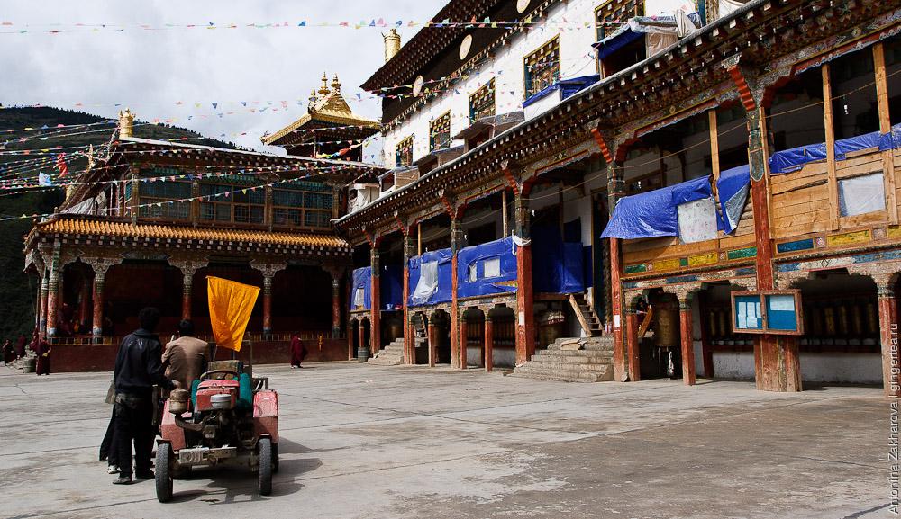 Байюй   город, где живут тибетцы
