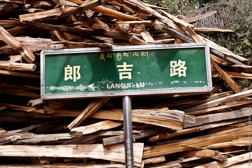 названия улиц дублируют