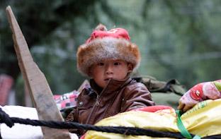 Байюй - город, где живут тибетцы
