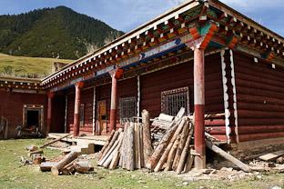 Архитектура в Тибете - 2