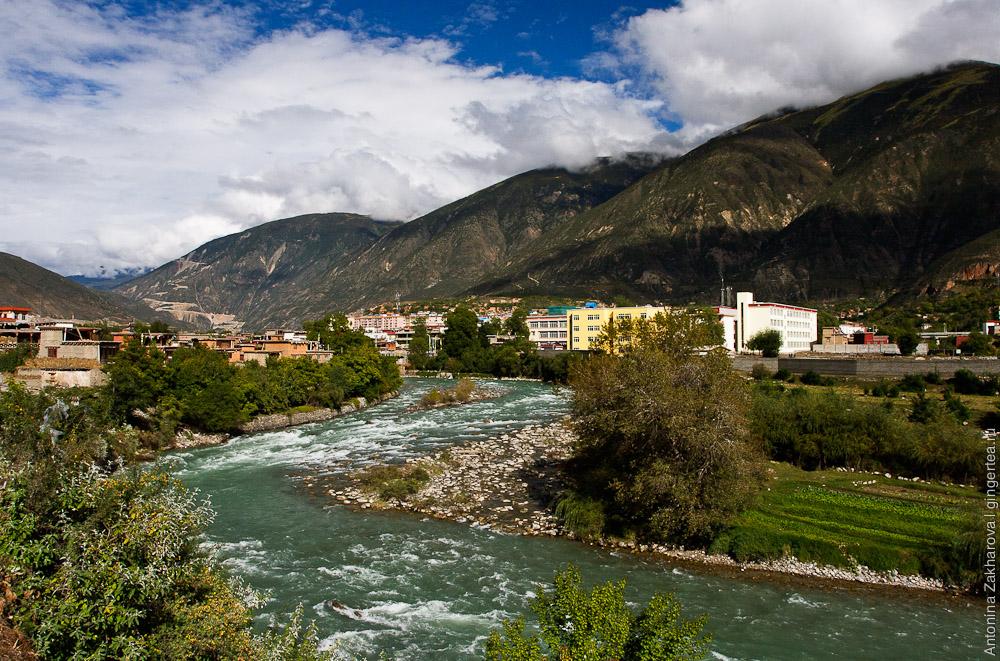 Батанг. Как живут городские тибетцы
