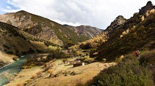 """Три последних """"доширака"""" или первое в мире прохождение реки Сицюй в Сычуани"""