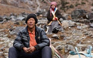От Меконга к Салуину. Часть 2: В Тибет через перевал Дацзя