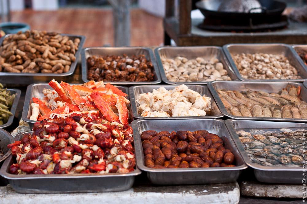 Что едят в Китае. Наши впечатления