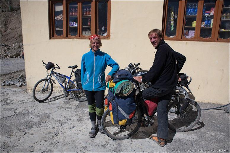 путешественники Тоня и Паша gingertea