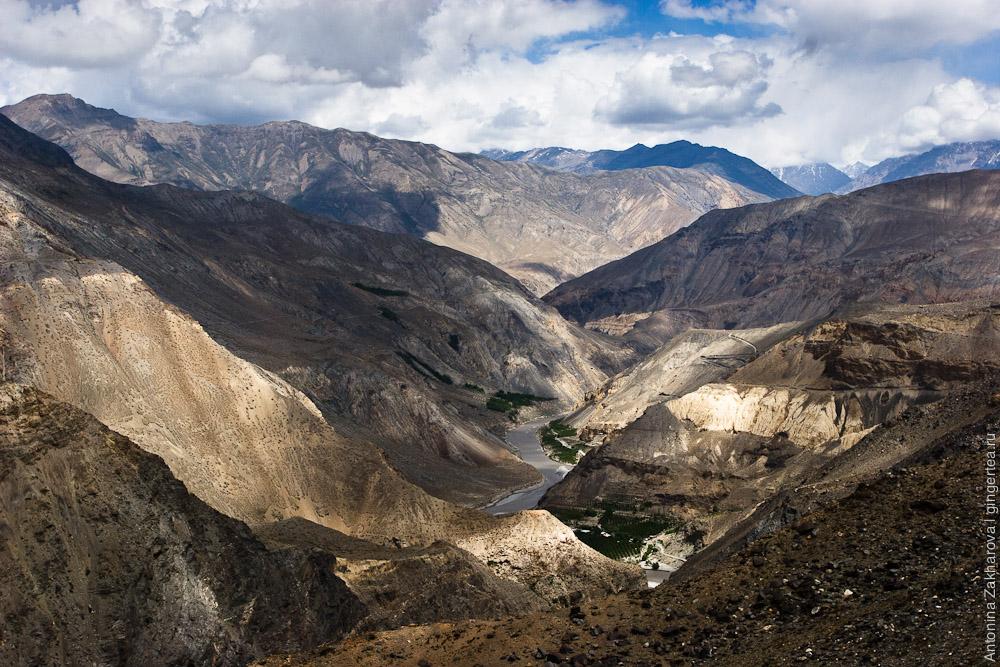 Верхний Киннаур, Химачал-Прадеш, Индия, Upper Kinnaur, Himachal-Pradesh, India