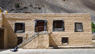 Монастырь Табо: тибетский буддизм 1000 лет назад