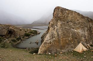Озеро Сопона, волк и две тибетские деревни