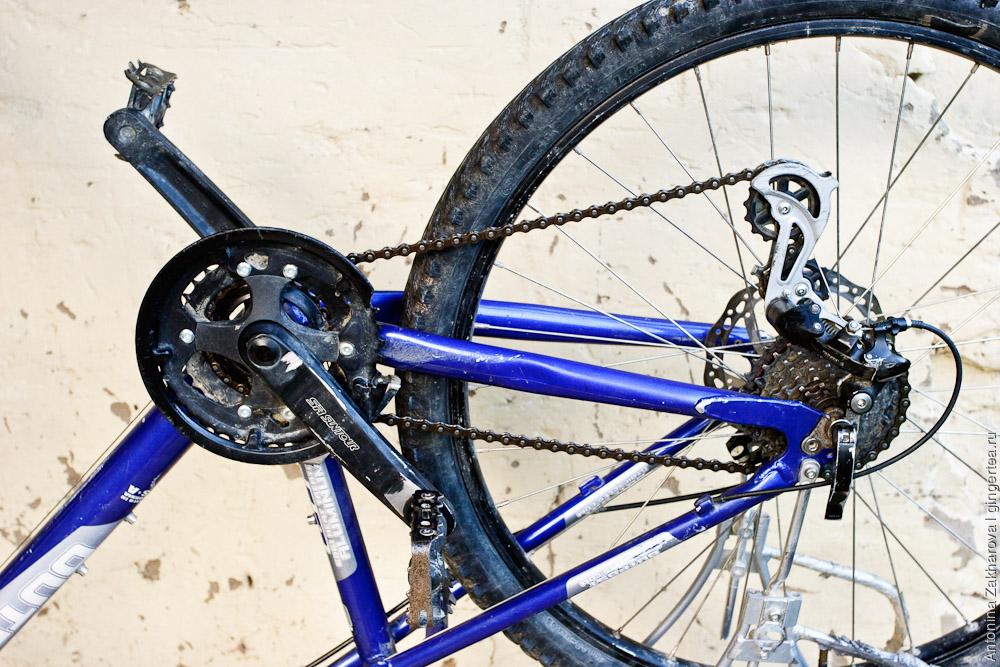 Велосипеды в Азии   где купить и отремонтировать