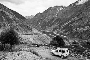 С низкого старта из Манали в Лахул. Гималаи, Ладакх, Каракорум – глава 1