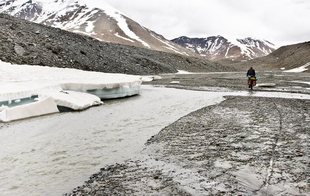 перевальное плато Шинго-Ла