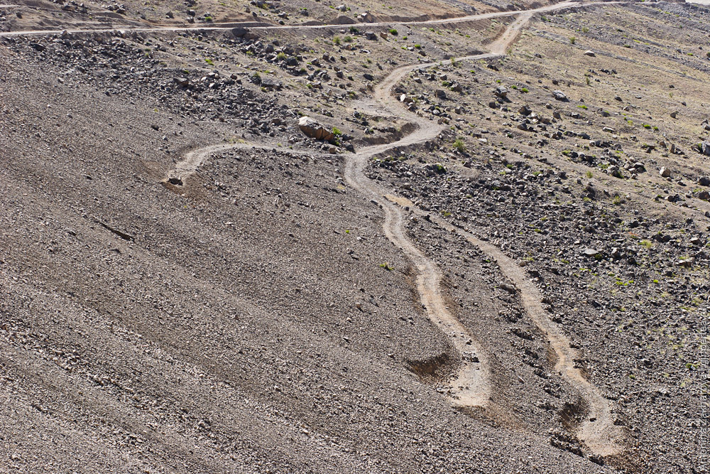 строительство дороги, Занскар, Индия