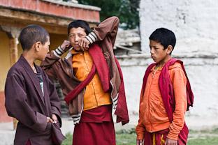 Деревня Сани: 1000 лет в тибетской глуши