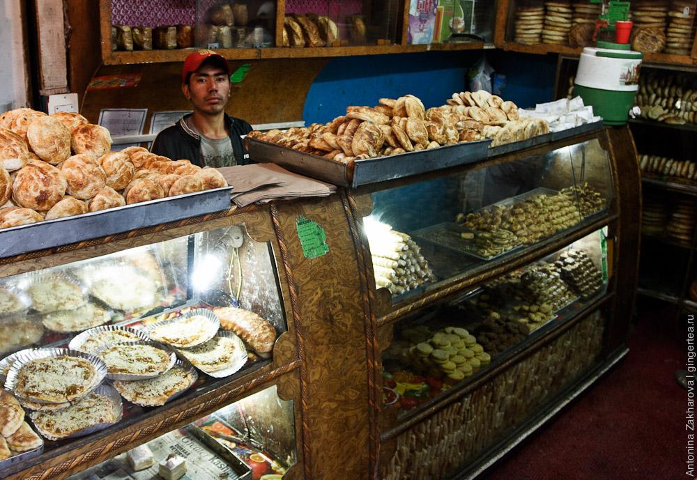 кондитерский магазин в Каргиле
