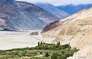 Последствия стихии. Гималаи, Ладакх, Каракорум - глава 14