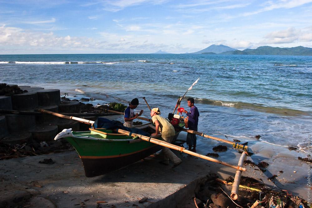 Три острова в Индонезии: Суматра, Ява, Бали