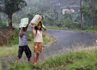 Погода на Бали и вообще в Индонезии