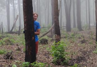 Как мы заблудились на вулкане Инелика и каков из себя вулкан Ваво Муда