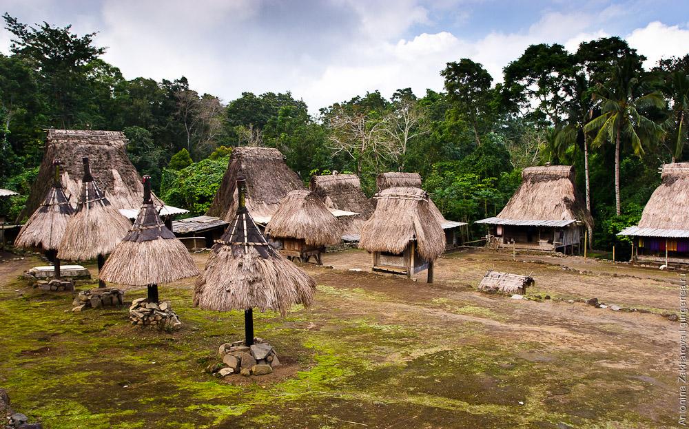 Деревня на Флоресе