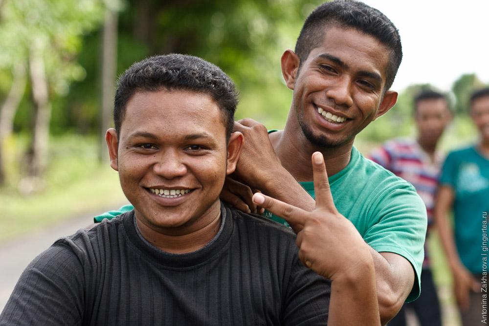 Нангахале – как живут те, кто пережил цунами