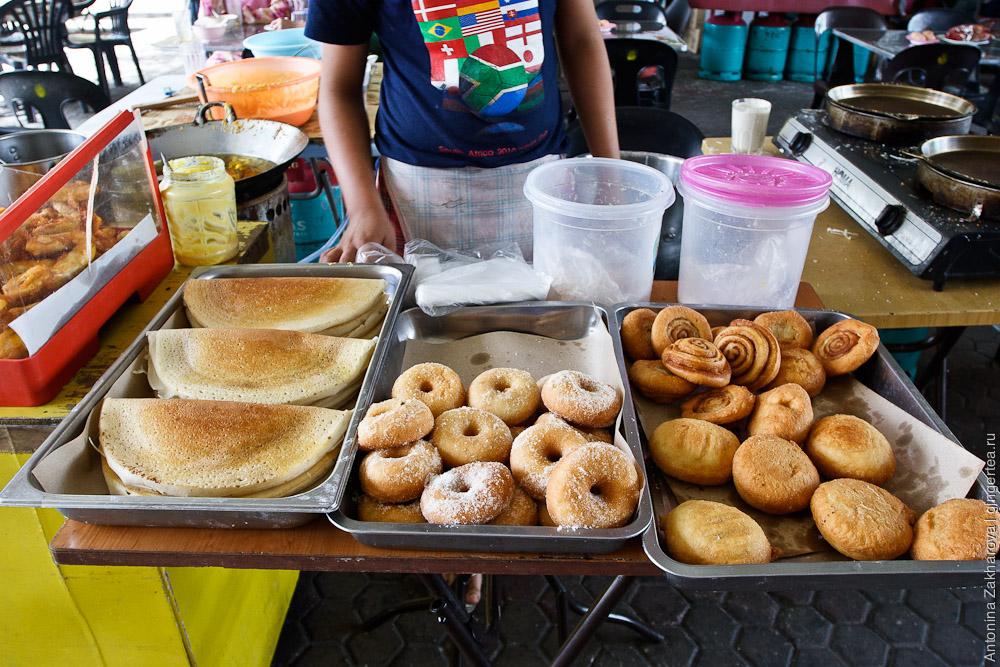 сладости в Малайзии