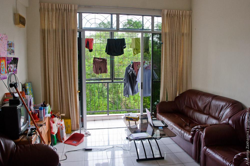 квартира в Сабахе Кота-Кинабалу