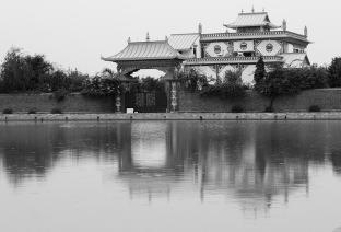 Лумбини - туманное место рождения Будды