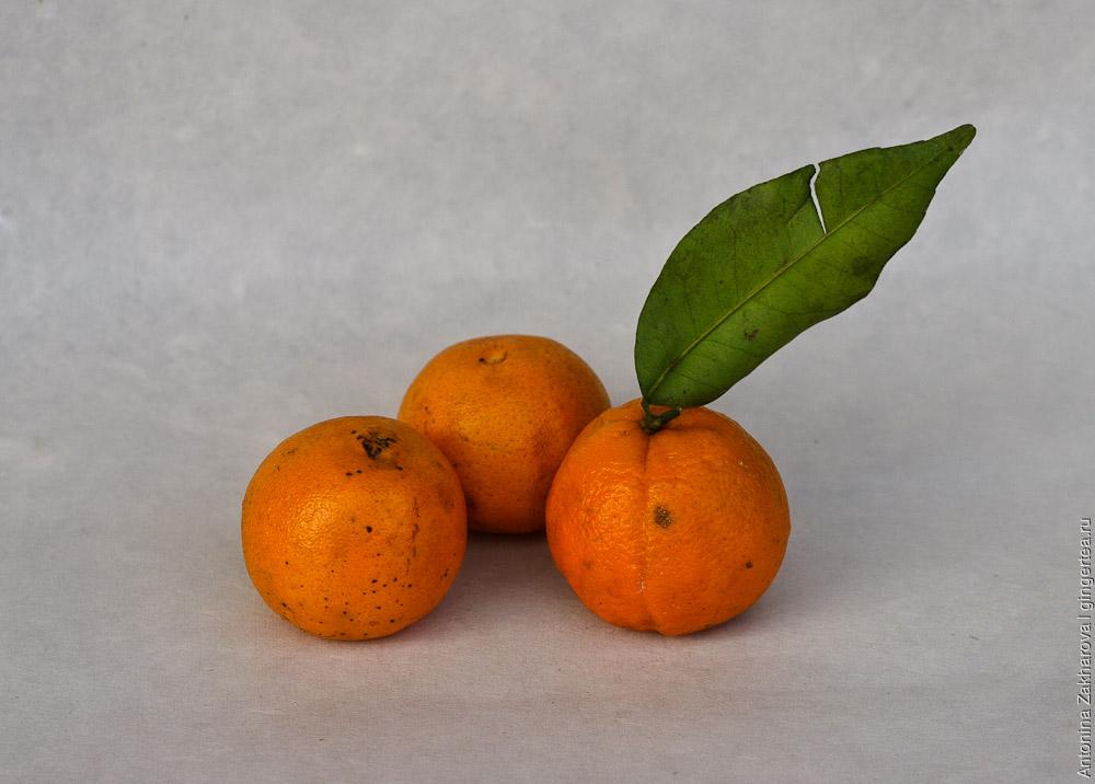 мандарины, tangerine