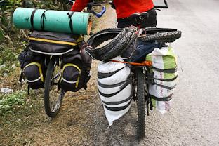 Из Покхары в Катманду на велосипеде за два дня