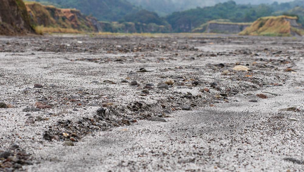 вулканический песок, volcano sand