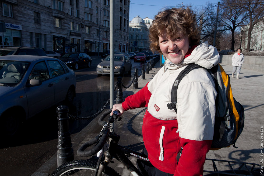 беременность и велосипед