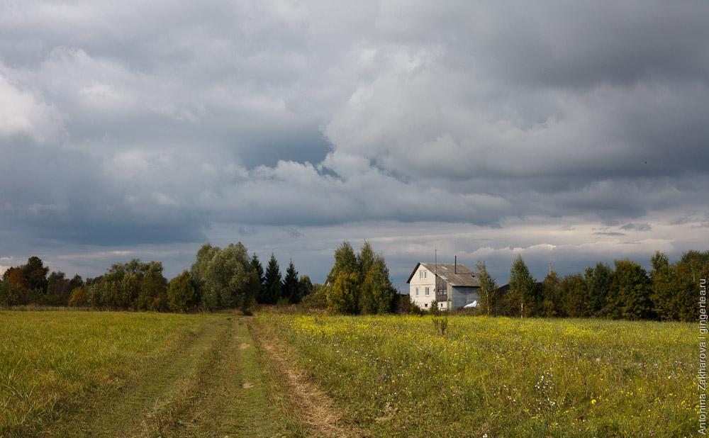 деревня Поречье в Тверской области
