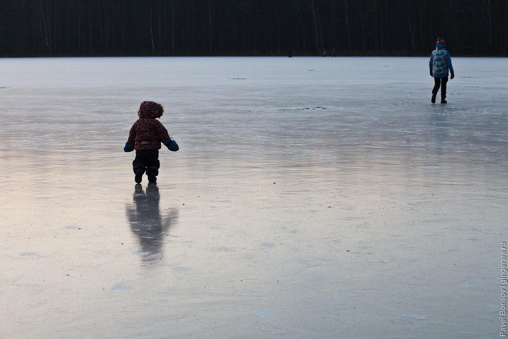 Шумновские озера в ноябре