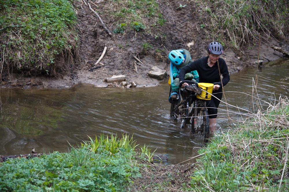 Фотографии из велопохода Ревякино - Калуга