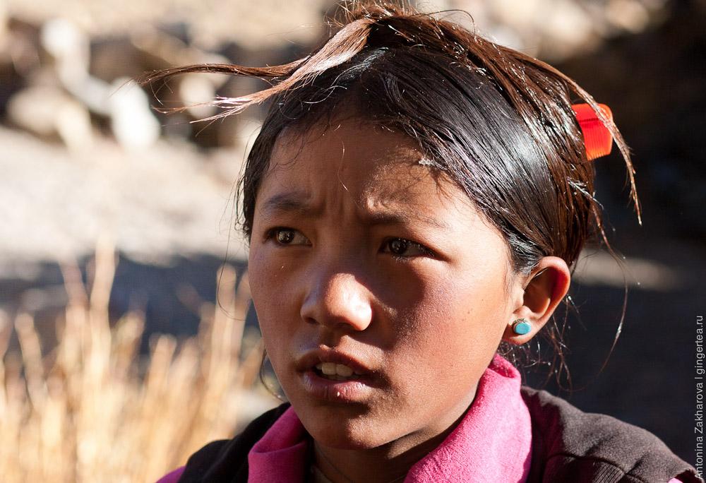Тибет: в городе и в деревне