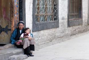 Лхаса: мои фотографии