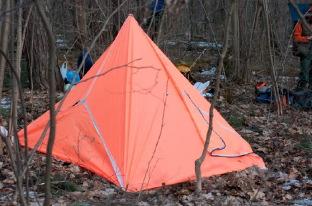 Как сшить палатку? Новая легкая палатка моей конструкции