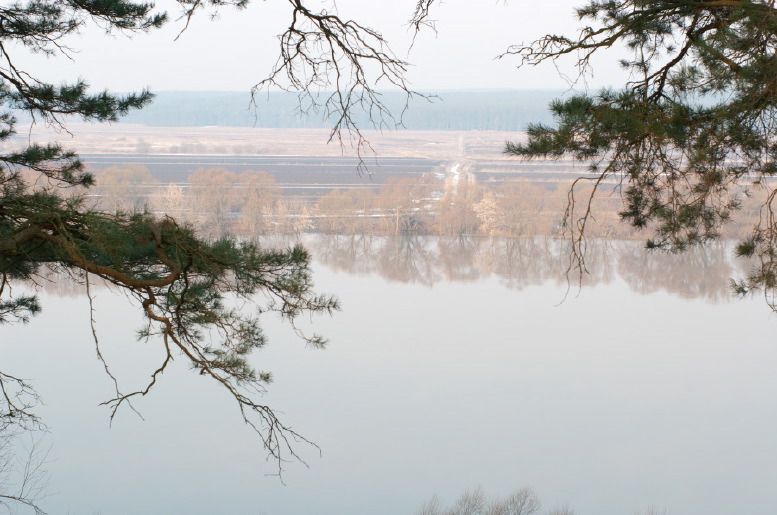 Богатищево Щурово 65 километров за 2 дня